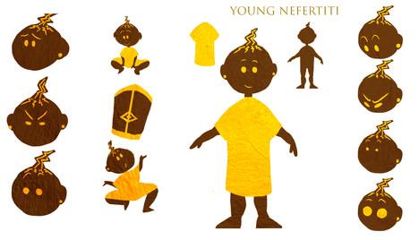 Baby Nefertiti