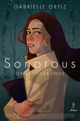 """Exciting collaborating on a Musical with my friend Erik Francisco Medina on his film """"Sonorous"""""""