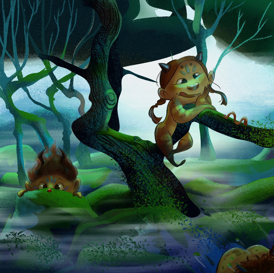 The children of the mistic forest