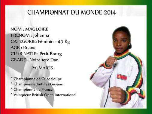 CHAMPIONNAT DU MONDE  JUNIORS 2013
