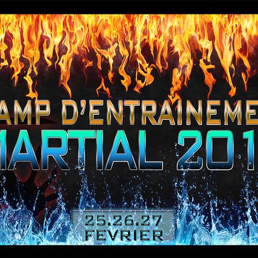 CAMP D'ENTRAINEMENT 2019