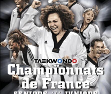 CHAMPIONNAT DE FRANCE JUNIORS SENIORS 2015