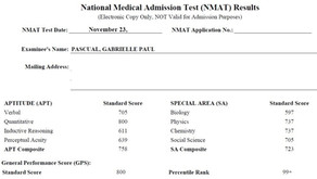 How to prepare for the National Medical Admission Test (NMAT) While Staying at Home