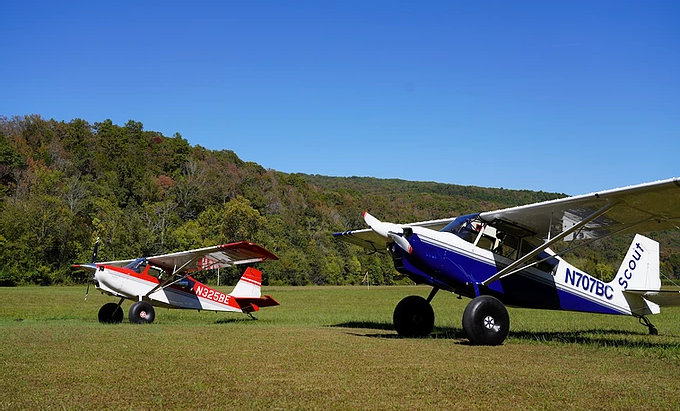 RECAP: Ozark Flying with Martin Rice