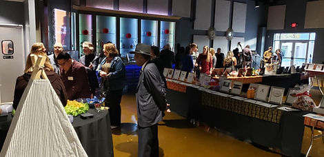 Americana Auction in Studo B at C2 Event Venue