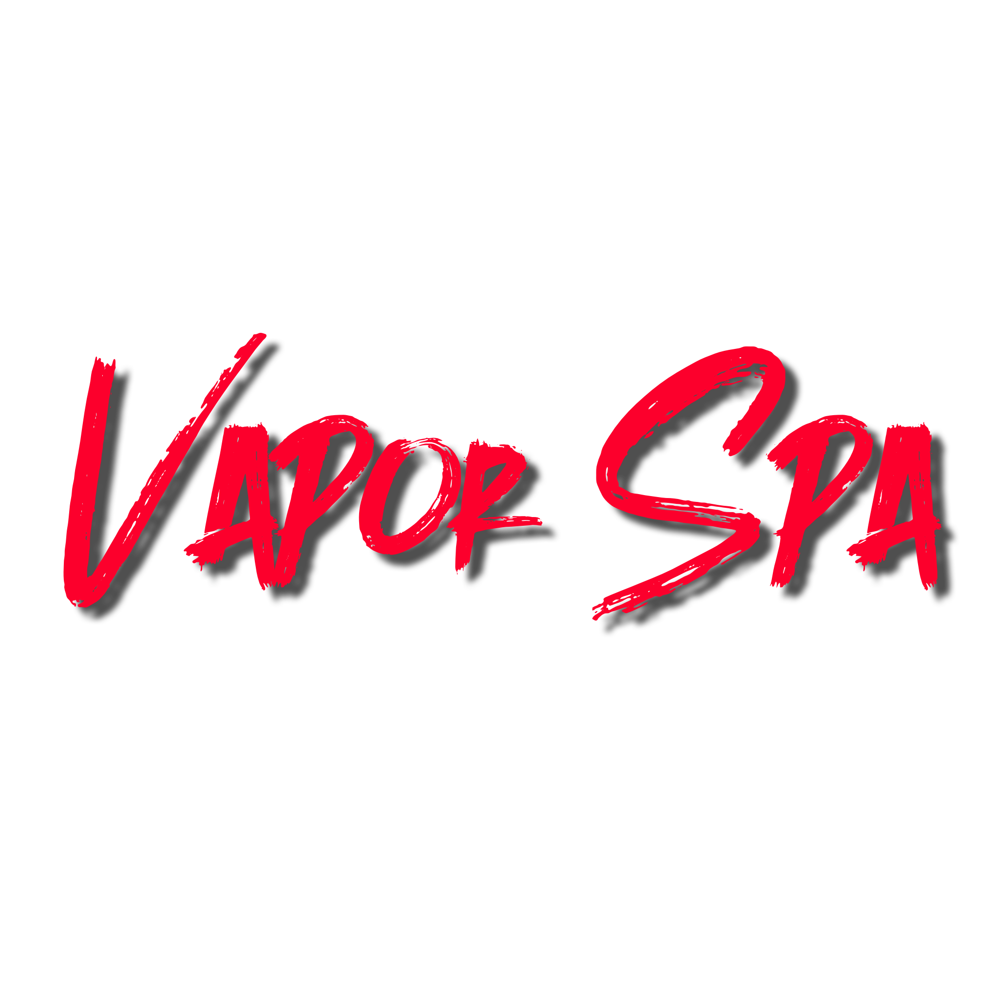 Vapor Logo - Red