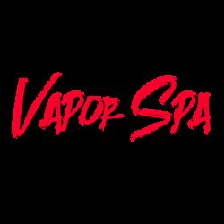 Vapor Logo - Red