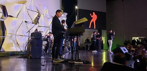 Leoni Torres performs in concert at C2 Event Venue
