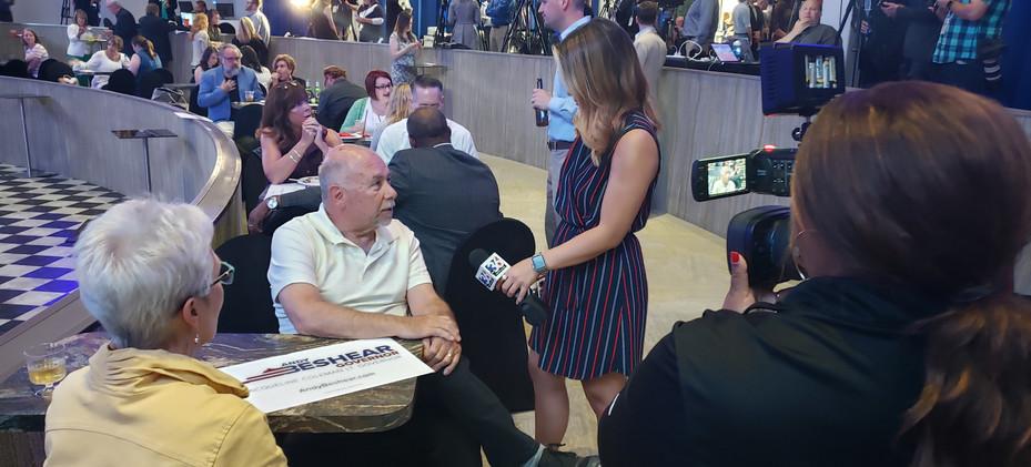 Press coverage at the C2 Event Venue.jpg