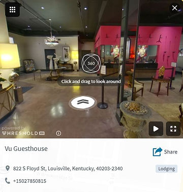 Virtual Tour of Vu Guesthouse - Louisvil