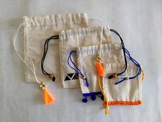 Buy Handmade Potli Bags Online @Beautiful Minds