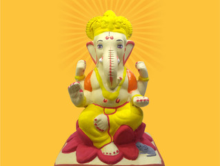 This season, celebrate an eco-friendly Ganeshotsav