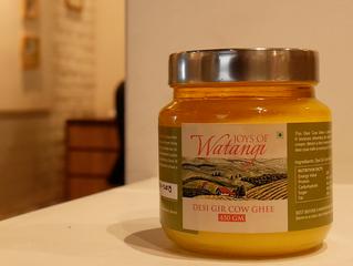 Joys of Watangi Desi Cow Ghee – The Elixir of Good Health