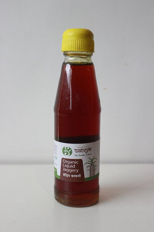 Satvyk Organic Liquid Jaggery