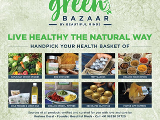 Baner Green Bazaar- Live Healthy the Natural Way