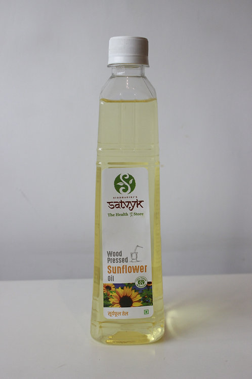 Wood Pressed Sunflower Oil