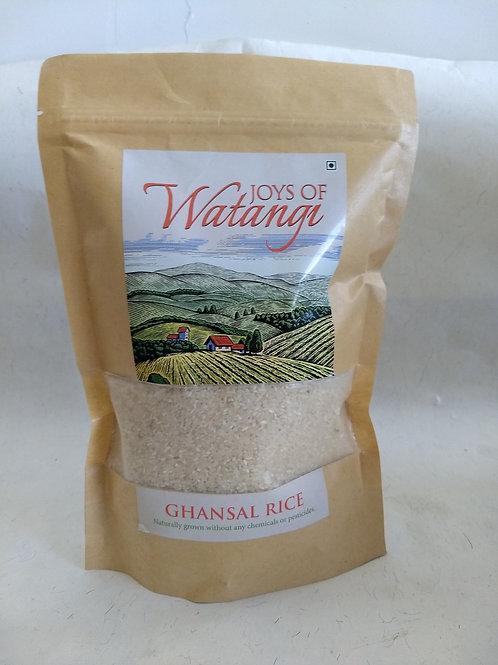 Ghansali Rice- 1kg Pack
