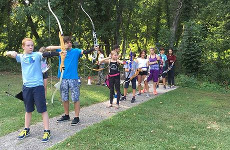 archers-gland.ch, compagnie des archers de Gland, cours, découvertes