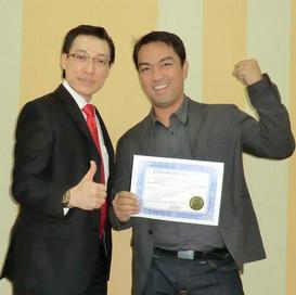 NLP Trainer James Leong