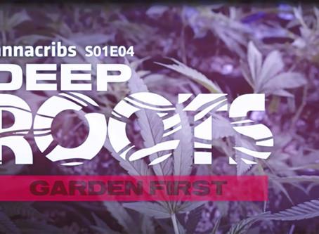 Garden First Featured on Growers Network 'CannaCribs' S01 E04