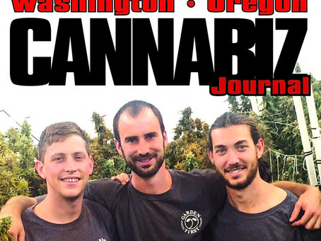 GARDEN FIRST: A STUDY IN EFFICIENCY AND QUALITY - Featured in CannaBiz Journal Sept 2018