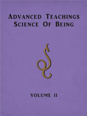 Advanced Teachings © Science Of Being Vo