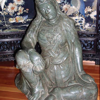Quan Yin from the Baron's Personal Sanctuary