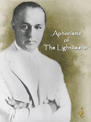 Aphorisms of The Lightbearer Profound Wi