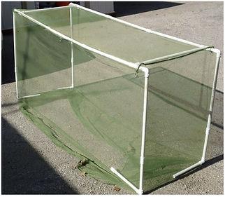 PVC frame for mosquito net.JPG