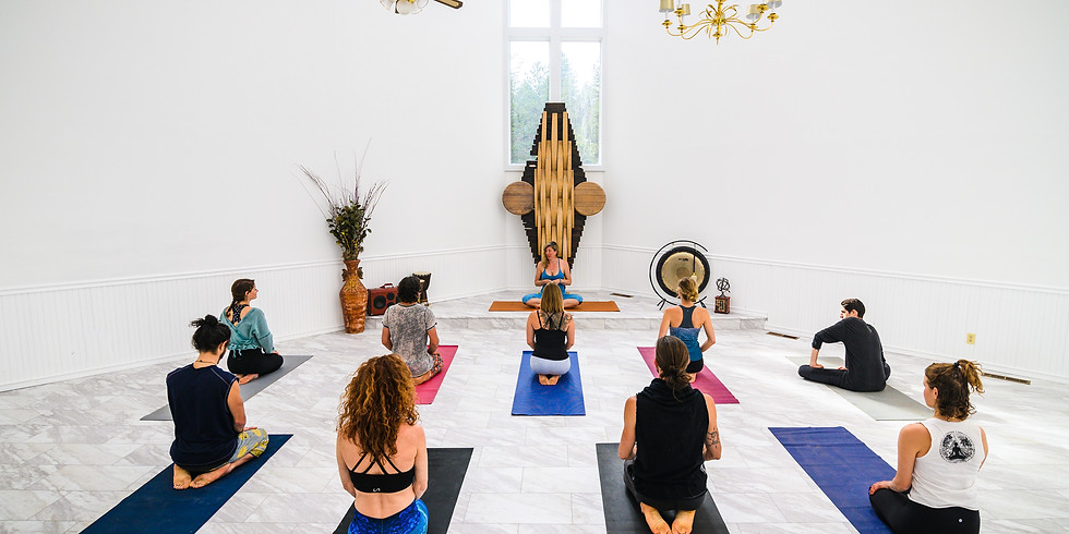 INNERBLOOM: An Empowerment Yoga Retreat