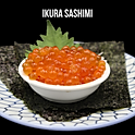 Ikura Sashimi ไข่ปลาแซลม่อน