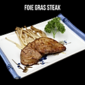 Foie Gras Steak