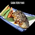 Saba Teri Yaki ปลาซาบะย่างซอสเทอริยากิ