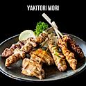 Yakitori Mori (6Pcs) (焼鳥盛り) รวมมิตรย่างเกลือ/ซอส