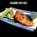 Salmon Teri Yaki (サーモン 照り焼き) แซลม่อนย่างซอสเทอริยากิ