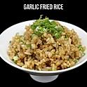 Garlic Fried Rice ข้าวผัดกระเทียม