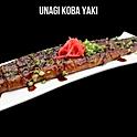 Unagi Koba yaki (サーモン  塩焼き) ปลาไหลย่าง