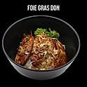 Foie Gras Don (ข้าวหน้าตับห่าน)