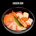 Kaisen Don (海鮮丼) ข้าวหน้าปลาดิบ