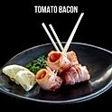 Tomato Bacon (Shio) (トマトベーコン 塩) เบค่อนพันมะเขือเทศย่างเกลือ