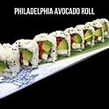 Philadelphia Avocado Roll ฟิลาดิเฟียอโวคาโด้โรล