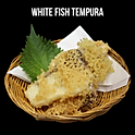 White Fish Tempura (白身魚天婦羅) ปลาบุรีเทมปุระ
