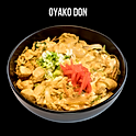 Oyako Don (親子丼X) ข้าวหน้าไก่ใส่ไข่