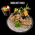 Soba (Hot/Cold) (そば 温 /冷) โซบะ (ร้อน/เย็น)