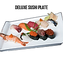Deluxe Sushi Plate (デラックス寿司盛り)