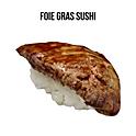 Foie Gras Sushi (1 piece) ตับห่านซูชิ (1 คำ)