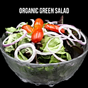 Organic Green Salad (オーガニックサラダ) ออแกนิคสลัด