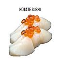 Hotate Sushi (ホタテ寿司) หอยเชลล์ซูชิ