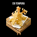 Ebi Tempura (海老天婦羅) กุ้งเทมปุระ