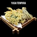 Yasai Tempura (野菜天婦羅) ผักรวมมิตรเทมปุระ